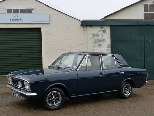 1968 Ford Cortina 1600E Mk2 series 1, SOLD SOLD (picture 1 of 6)