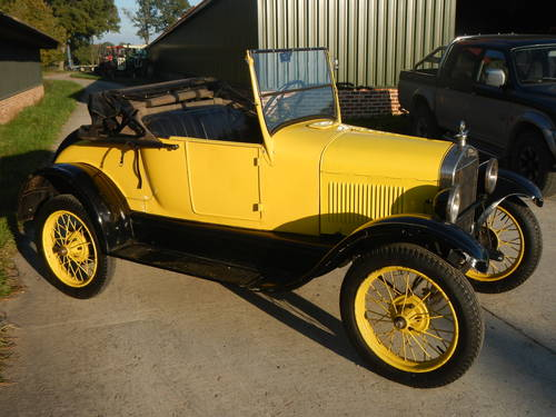 1927 Ford Model T roadster For Sale (picture 2 of 6)
