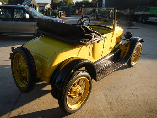 1927 Ford Model T roadster For Sale (picture 3 of 6)