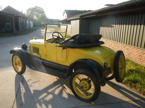 1927 Ford Model T roadster For Sale (picture 4 of 6)