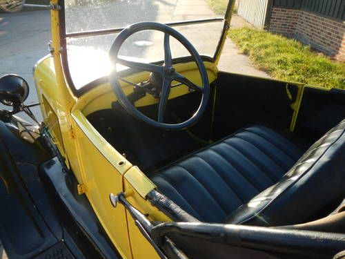 1927 Ford Model T roadster For Sale (picture 5 of 6)