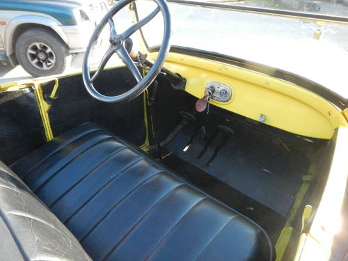 1927 Ford Model T roadster For Sale (picture 6 of 6)