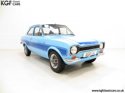 1973 A Multi-Awarding Winning Mk1 Ford Escort RS2000 SOLD (picture 1 of 6)
