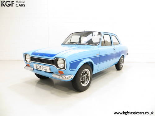 1973 A Multi-Awarding Winning Mk1 Ford Escort RS2000 SOLD (picture 2 of 6)