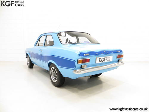 1973 A Multi-Awarding Winning Mk1 Ford Escort RS2000 SOLD (picture 4 of 6)