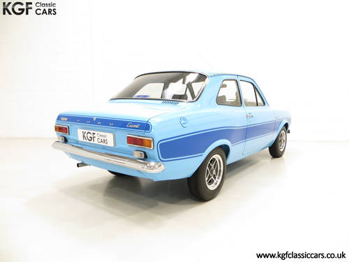 1973 A Multi-Awarding Winning Mk1 Ford Escort RS2000 SOLD (picture 5 of 6)
