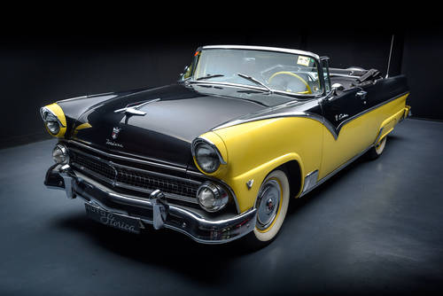 1955 Ford Fairlane Sunliner Convertible For Sale (picture 1 of 6)