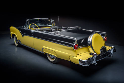 1955 Ford Fairlane Sunliner Convertible For Sale (picture 2 of 6)