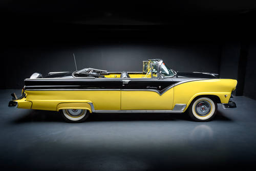 1955 Ford Fairlane Sunliner Convertible For Sale (picture 3 of 6)