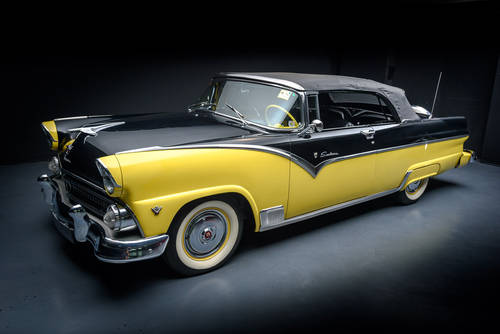 1955 Ford Fairlane Sunliner Convertible For Sale (picture 6 of 6)