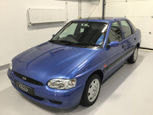 1999 Ford Escort 16 valve Flight For Sale (picture 1 of 6)