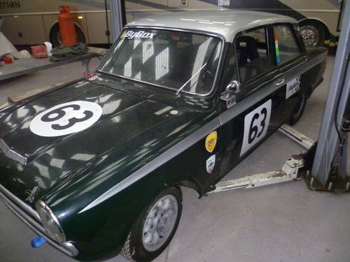 1965 Appendix K Ford Lotus Cortina For Sale (picture 1 of 6)