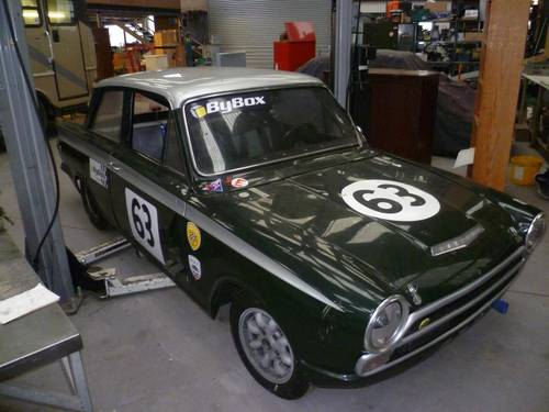 1965 Appendix K Ford Lotus Cortina For Sale (picture 6 of 6)