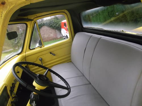 1954 F100 Step-Side Pick up, V8, Automatic, Drives Well  SOLD (picture 4 of 6)