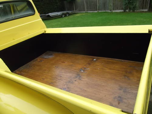 1954 F100 Step-Side Pick up, V8, Automatic, Drives Well  SOLD (picture 6 of 6)