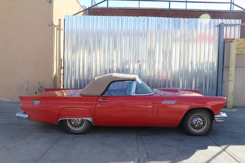 2950 1957 Ford Thunderbird # 22201 For Sale (picture 3 of 6)