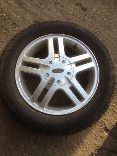 1999 FORD FOCUS MK1 ZETEC ALLOYS with free TYRES For Sale (picture 1 of 6)