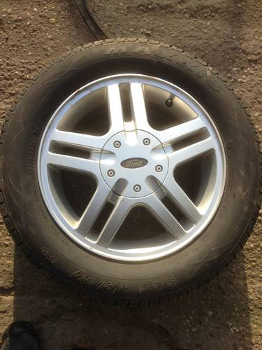 1999 FORD FOCUS MK1 ZETEC ALLOYS with free TYRES For Sale (picture 3 of 6)