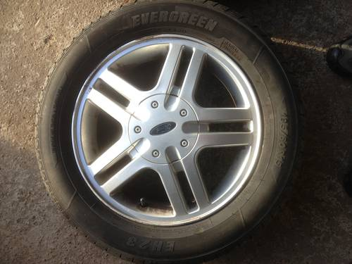 1999 FORD FOCUS MK1 ZETEC ALLOYS with free TYRES For Sale (picture 5 of 6)