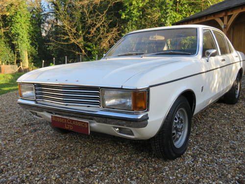 1974 Ford Granada 3.0 XL Manual (Debit Cards Accepted) SOLD (picture 1 of 6)