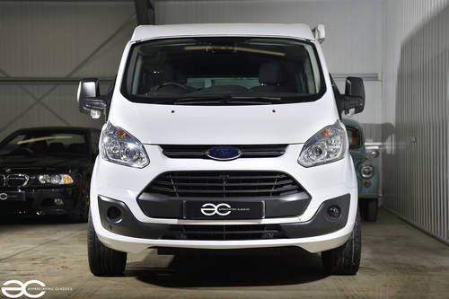 2016 Very High Spec Ford Transit Wellhouse Terrier SE - 11k Miles SOLD (picture 1 of 6)