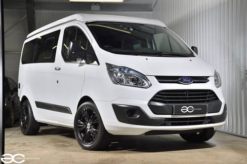 2016 Very High Spec Ford Transit Wellhouse Terrier SE - 11k Miles SOLD (picture 2 of 6)