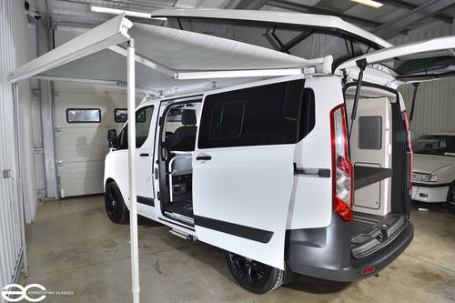 2016 Very High Spec Ford Transit Wellhouse Terrier SE - 11k Miles SOLD (picture 4 of 6)