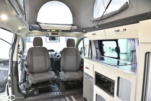 2016 Very High Spec Ford Transit Wellhouse Terrier SE - 11k Miles SOLD (picture 6 of 6)