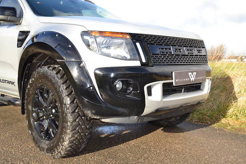 2015 65 Ford Ranger Wildtrak 3.2 TDCi 4x4 Auto Pickup NO VAT SOLD (picture 2 of 6)