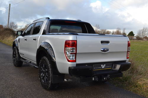 2015 65 Ford Ranger Wildtrak 3.2 TDCi 4x4 Auto Pickup NO VAT SOLD (picture 3 of 6)