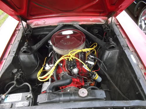 1966 Mustang GT 289 V8 A Code, 4 Speed Manual, Numbers Matching SOLD (picture 5 of 6)