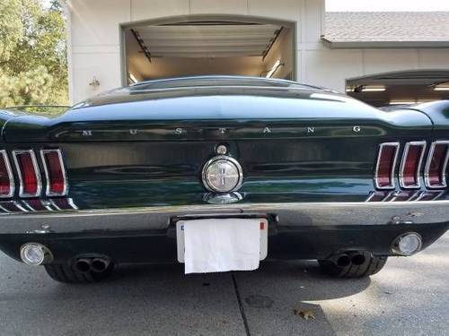 1967 Ford Mustang FASTBACK, 425hp, 6.7L, manual, TOP Condition For Sale (picture 2 of 6)