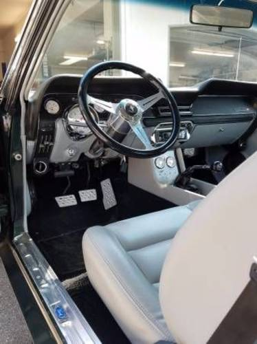 1967 Ford Mustang FASTBACK, 425hp, 6.7L, manual, TOP Condition For Sale (picture 3 of 6)