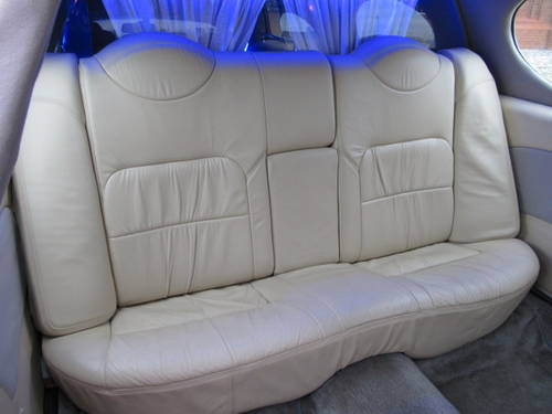 2000 LIMO HEARSE FUNERAL CAR ROLLS ROYCE FRONT 9 SEATS AND CASKET For Sale (picture 6 of 6)