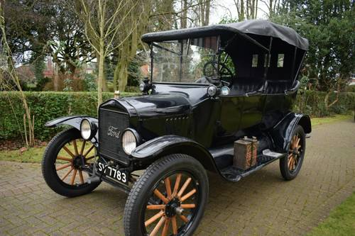 1920 Model T Ford Tourer For Sale Sold Car And Classic