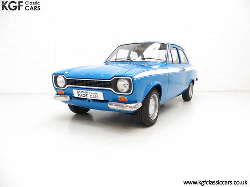 1971 An Award Winning Early AVO Ford Escort Mexico SOLD (picture 2 of 6)
