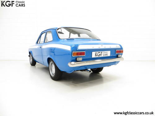 1971 An Award Winning Early AVO Ford Escort Mexico SOLD (picture 4 of 6)