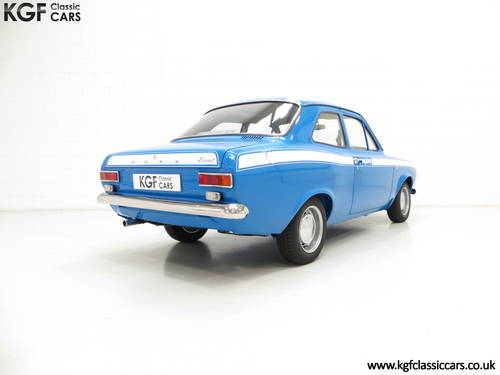 1971 An Award Winning Early AVO Ford Escort Mexico SOLD (picture 5 of 6)