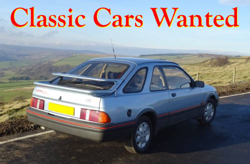 Ford Sierra Wanted Wanted (picture 1 of 6)