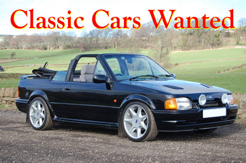 Ford Sierra Wanted Wanted (picture 2 of 6)