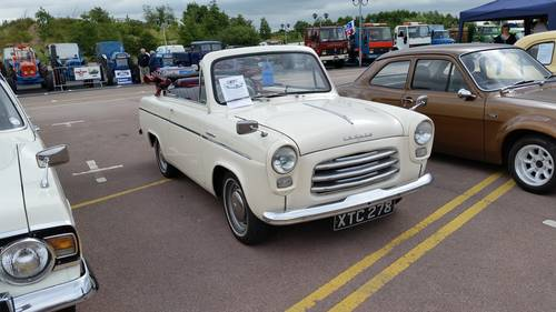 1955 VERY RARE Ford Anglia Convertible For Sale (picture 1 of 5)