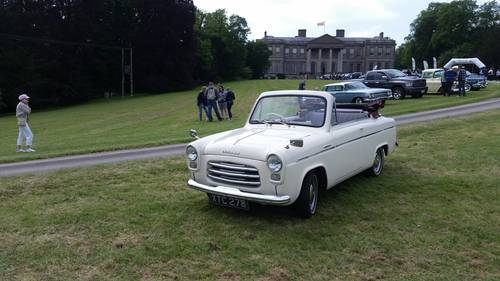 1955 VERY RARE Ford Anglia Convertible For Sale (picture 5 of 5)