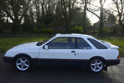1984 Sierra XR4i for sale SOLD (picture 6 of 6)