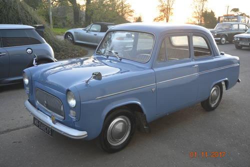1957 Ford Anglia 100E SOLD (picture 2 of 6)