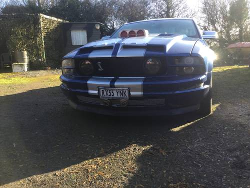 2005 Mustang Shelby 500 GT homage For Sale (picture 1 of 6)
