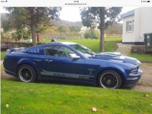 2005 Mustang Shelby 500 GT homage For Sale (picture 5 of 6)