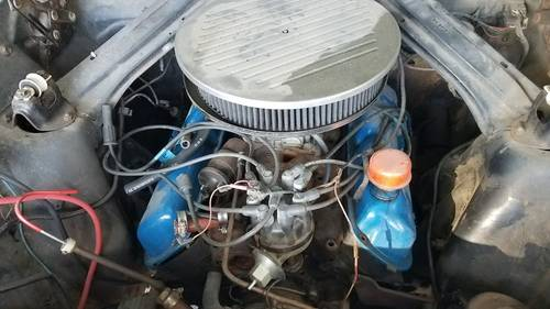 1964 Ford Falcon Futura SOLD (picture 4 of 6)