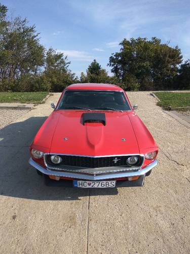 Ford Mustang 1969 For Sale (picture 1 of 6)