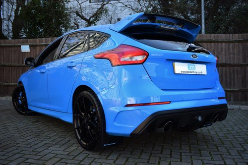 2016 Ford Focus RS AWD 350 EcoBoost High Spec! SOLD (picture 2 of 6)