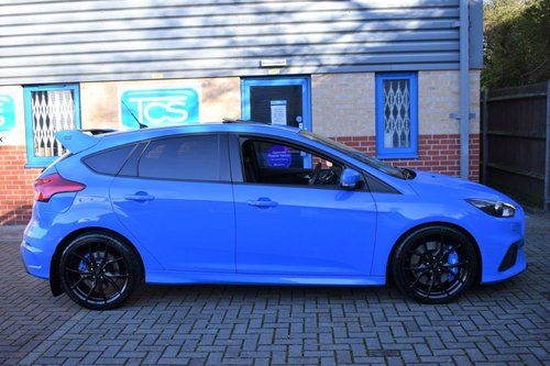 2016 Ford Focus RS AWD 350 EcoBoost High Spec! SOLD (picture 3 of 6)